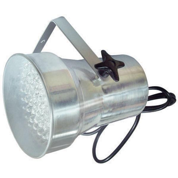 Классическое световое оборудование Involight LED Par36/AL