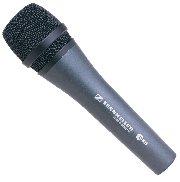 Микрофоны Sennheiser E835