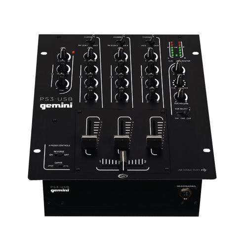 DJ-микшеры Gemini PS3 DJ