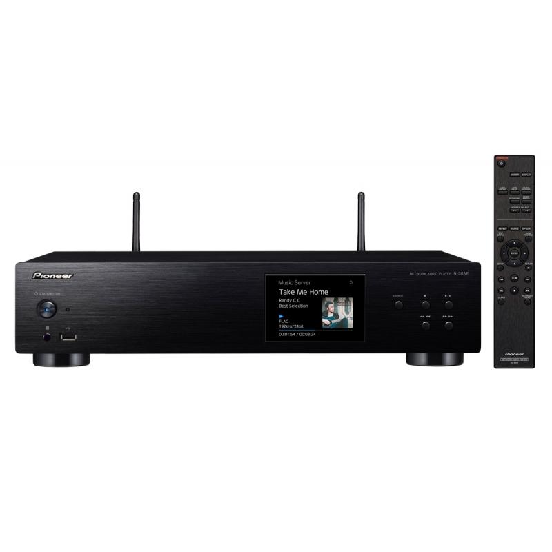 Сетевые аудио проигрыватели Pioneer N-30AE-B