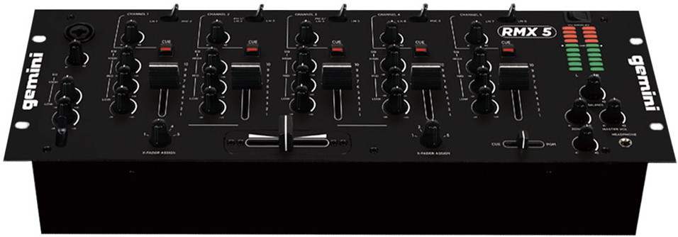 DJ-микшеры Gemini, арт: 127025 - DJ-микшеры
