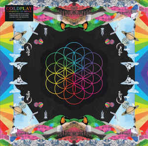 Виниловые пластинки Coldplay A HEAD FULL OF DREAMS (180 Gram) coldplay a head full of dreams cd