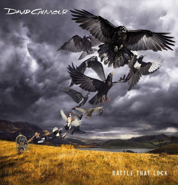 Виниловые пластинки David Gilmour RATTLE THAT LOCK (180 Gram) david gilmour cd