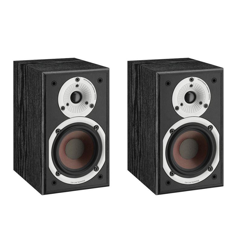 Полочная акустика Dali SPEKTOR 1 black ash dali spektor 1 black ash