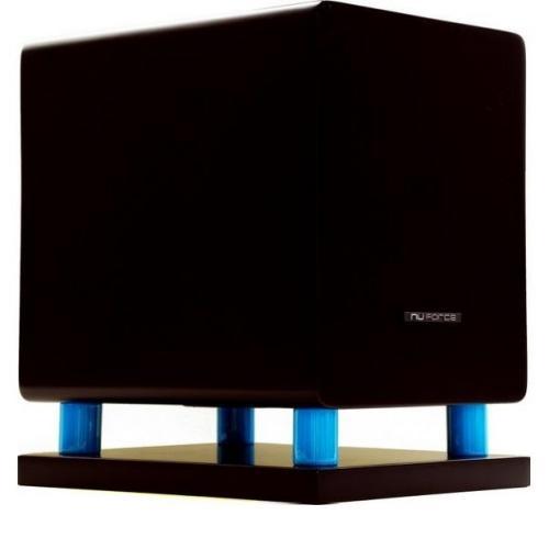 Сабвуферы NuForce W-1 blue