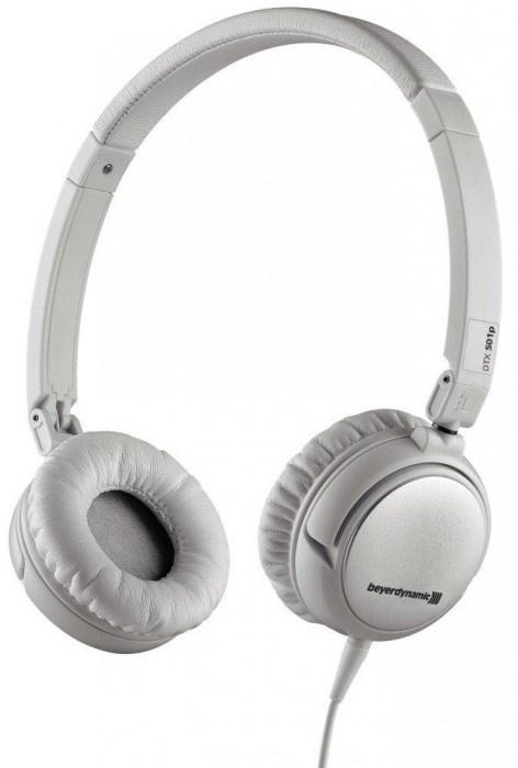 Наушники Beyerdynamic DTX 501p white наушники саундтроникс с радио