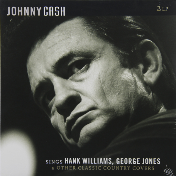 Виниловые пластинки Johnny Cash SINGS HANK WILLIAMS, GEORGE JONES & OTHER CLASSIC chris wormell george and the dragon