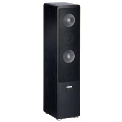 Напольная акустика Canton Ergo 670 DC black (пара) напольная акустическая система canton ergo 670 wenge