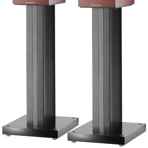 Стойки под акустику B&W FS-CM S2 black стойка для акустики waterfall подставка под акустику shelf stands hurricane black