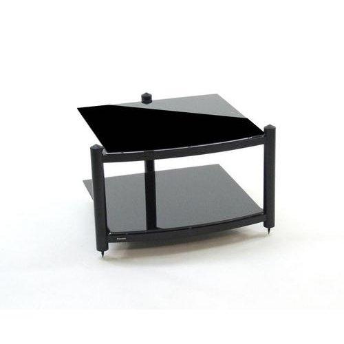Модульные Atacama EQUINOX RS-2 Shelf Base Module Hi-Fi black/piano black стойка для акустики waterfall подставка под акустику shelf stands hurricane black