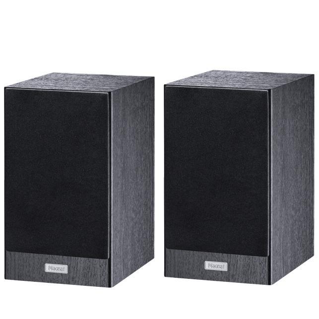 Полочная акустика Magnat Tempus 33 black комплекты акустики magnat tempus 55 33 center 22 black