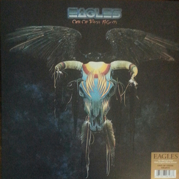 Виниловые пластинки Eagles ONE OF THESE NIGHTS (180 Gram) виниловые пластинки joni mitchell ladies of the canyon