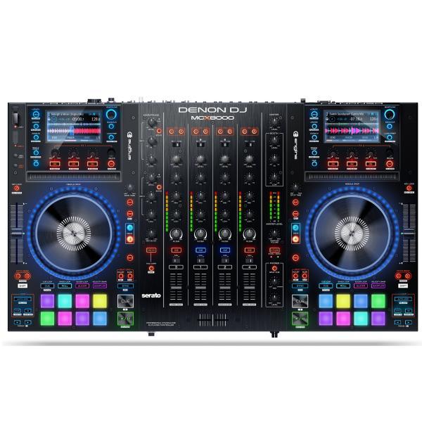 DJ-контроллеры Denon, арт: 151274 - DJ-контроллеры