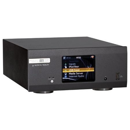 Сетевые аудио проигрыватели Musical Fidelity, арт: 58608 - Сетевые аудио проигрыватели