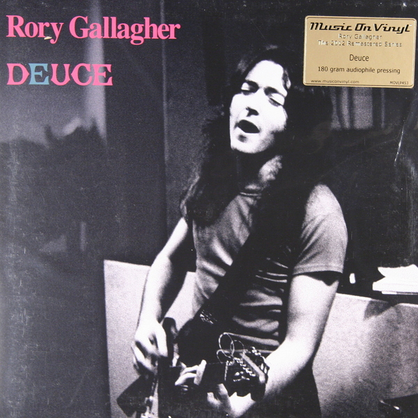 Виниловые пластинки Rory Gallagher DEUCE (180 Gram/Remastered) new original 516 363 s4 c warranty for two year