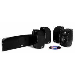 Комплекты акустики Polk Audio TL250 black комплект акустики 5 0 polk audio tl250 black