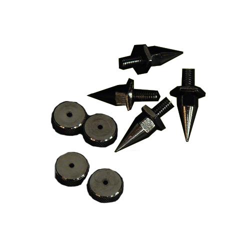 Аксессуары для акустики Quadral Aurum Spikes quadral aurum base viii oak choco