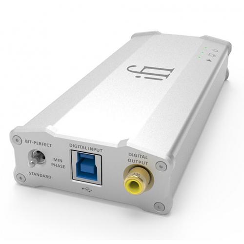 Усилители для наушников iFi Audio