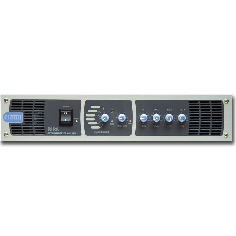 Усилители для фонового озвучивания Cloud MPA-240 цена 2016