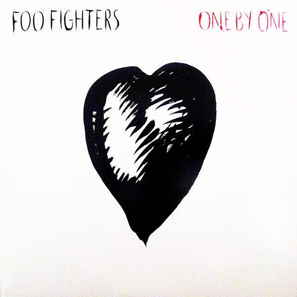 Виниловые пластинки Foo Fighters ONE BY ONE (180 Gram)