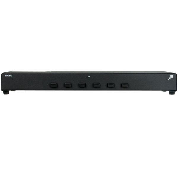 Мультирум контроллеры и усилители Sonance SS6 Speaker Distribution System
