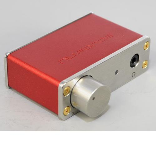 ЦАП (audio dac) NuForce Icon uDAC-2 SE red