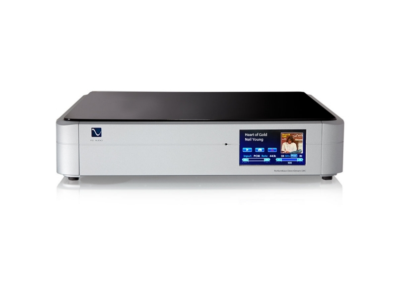 ЦАП (audio dac) PS Audio DirectStream DAC with bridge silver