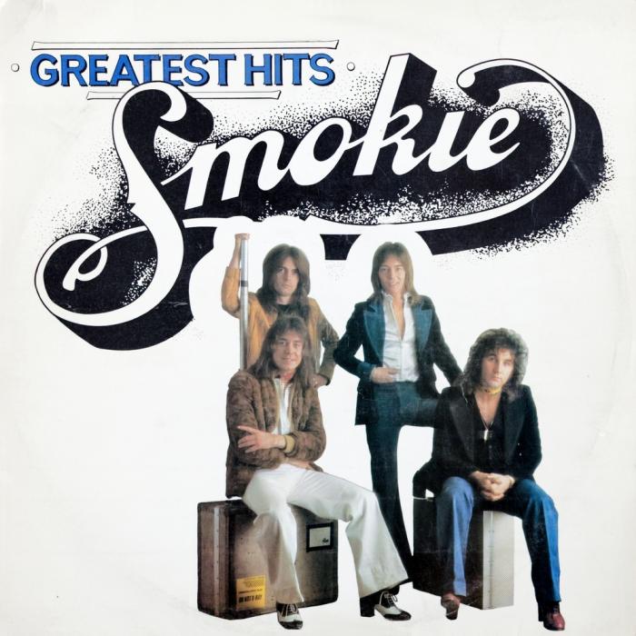 Виниловые пластинки Smokie GREATEST HITS (180 Gram White vinyl/Gatefold)
