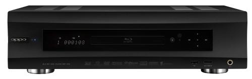Blu-Ray проигрыватель OPPO BDP-105D Darbee Edition