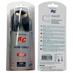 HDMI кабели Real Cable HD-120 1m  hdmi кабели real cable hd e flat 5m