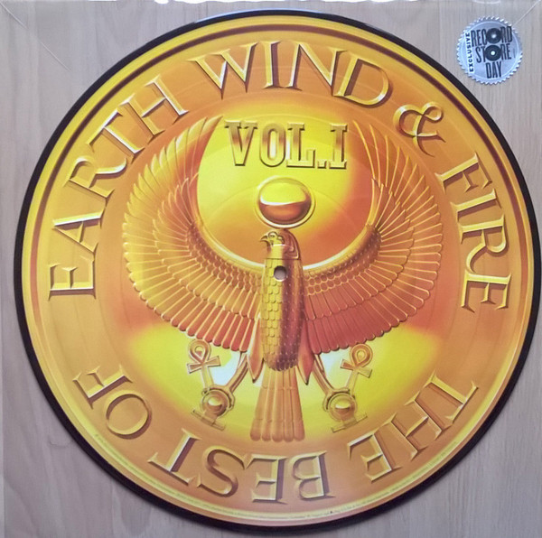 Виниловые пластинки Earth, Wind & Fire THE BEST OF EARTH WIND & FIRE VOL. 1 (Picture vinyl) виниловая пластинка earth wind fire earth wind fire 1lp