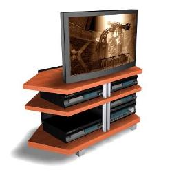 Подставки под телевизоры и Hi-Fi Soundations La Casa Corner cherry