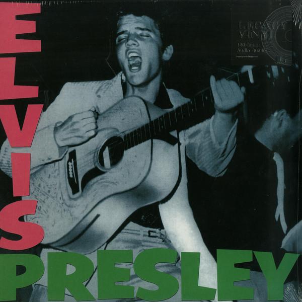 Виниловые пластинки Elvis Presley ELVIS PRESLEY (180 Gram)