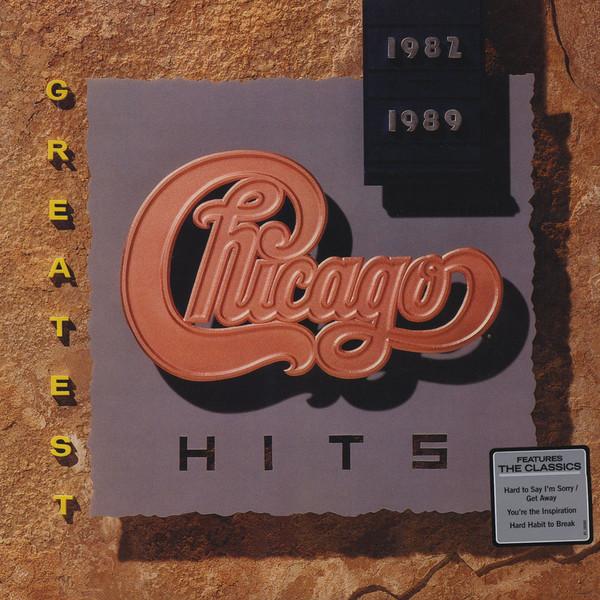 Виниловые пластинки Chicago GREATEST HITS 1982-1989 greatest hits 1982 89 cd