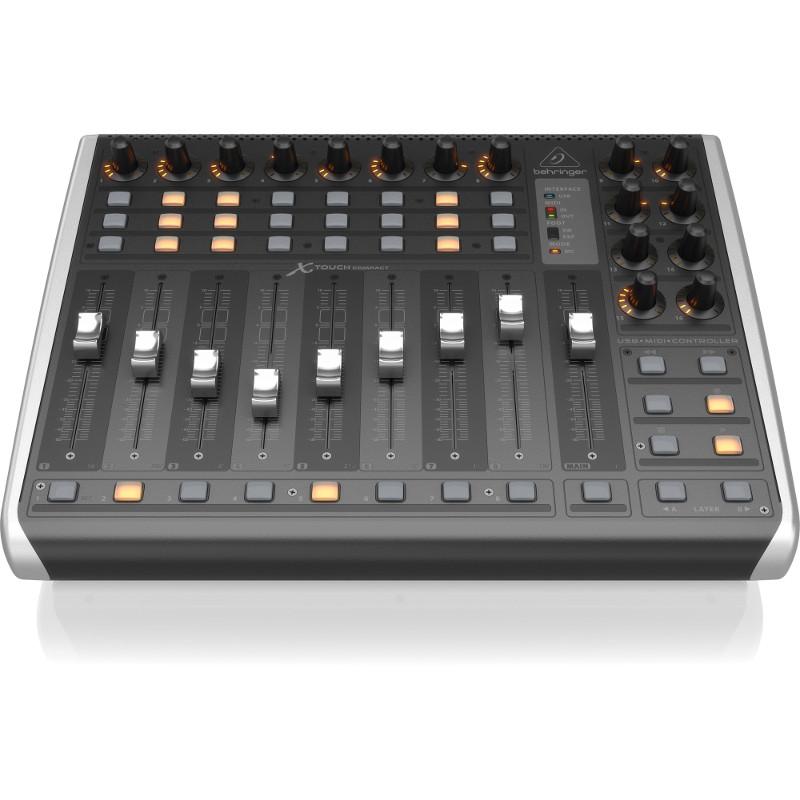 DJ-контроллеры Behringer, арт: 160620 - DJ-контроллеры