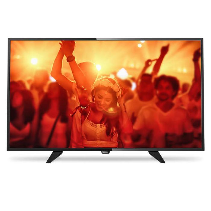 LED телевизоры Philips 40PFT4101/60 philips