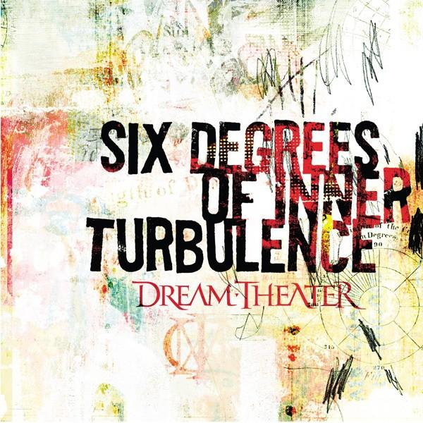 Виниловые пластинки Dream Theater SIX DEGREES OF INNER TURBULENCE (180 Gram) потолочная люстра de markt фелиция 347017903
