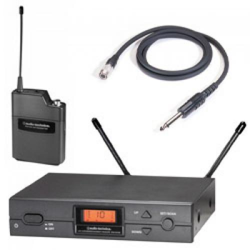 Приёмник и передатчик для радиосистемы Audio Technica