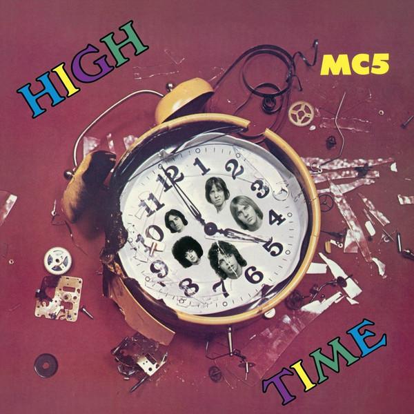 Виниловые пластинки MC5 HIGH TIME (180 Gram)