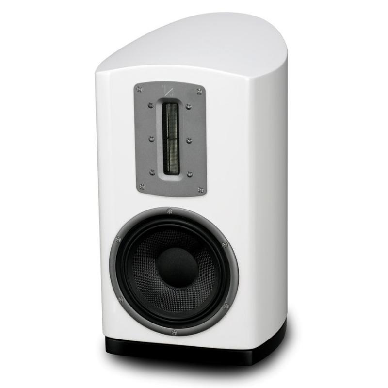 Полочная акустика Quad Z-2 piano white акустика центрального канала heco music style center 2 piano white ash decor white