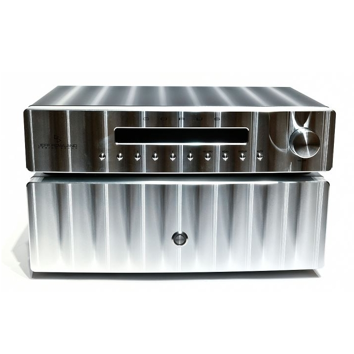 Стереокомплекты Jeff Rowland Corus & Model 625