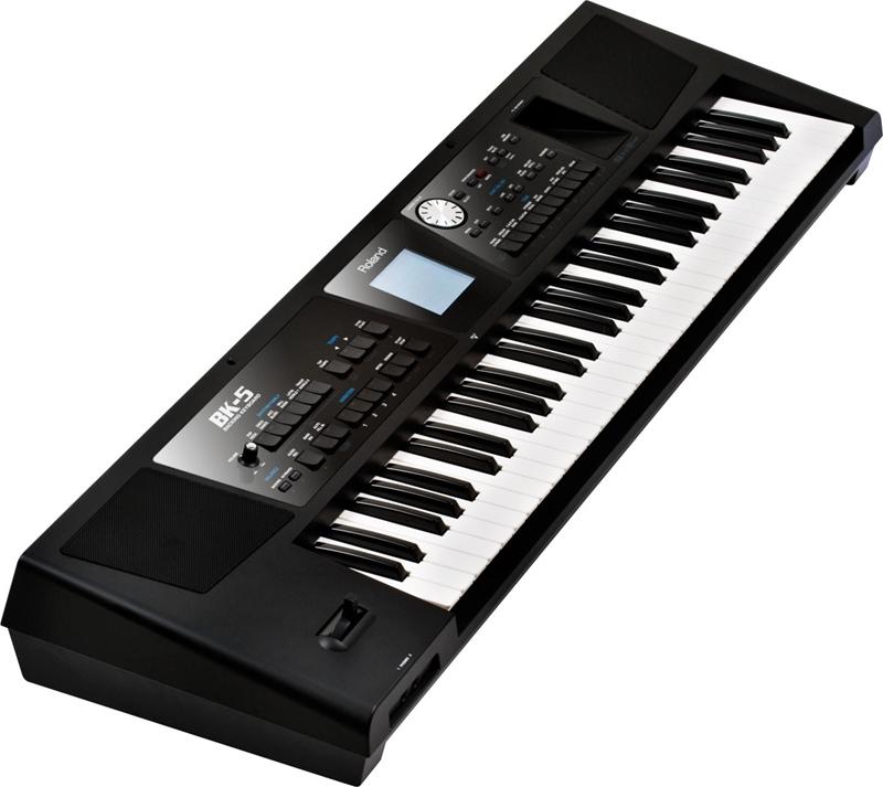 Синтезаторы и Пианино Roland BK-5 roland bk 7m