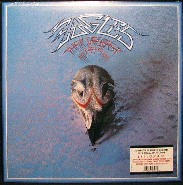 Виниловые пластинки Eagles THEIR GREATEST HITS 1971-1975 (180 Gram/Remastered)