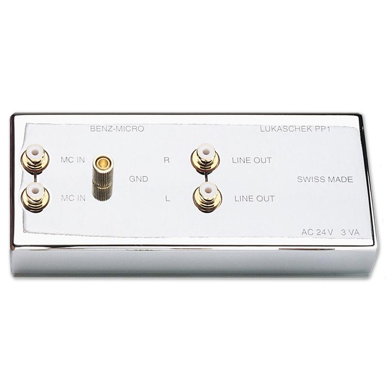Фонокорректоры Benz-Micro