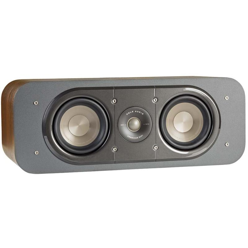Акустика центрального канала Polk Audio Signature S30 brown гарнитура polk audio buckle brown