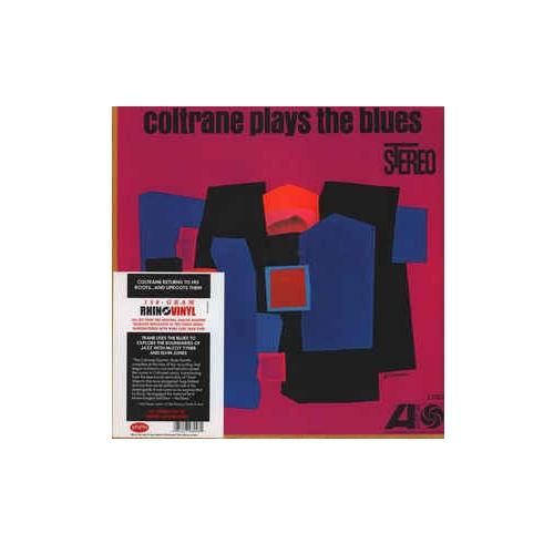 Виниловые пластинки John Coltrane COLTRANE PLAYS THE BLUES (180 Gram) виниловые пластинки john cale fear 180 gram