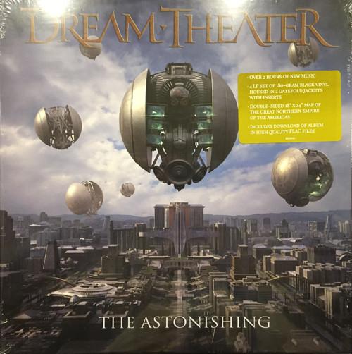 Виниловые пластинки Dream Theater