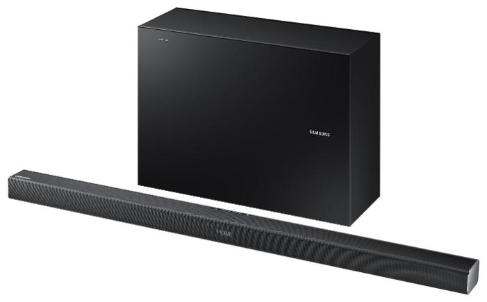 Саундбар Samsung HW-J550 акустика samsung hw j550 ru