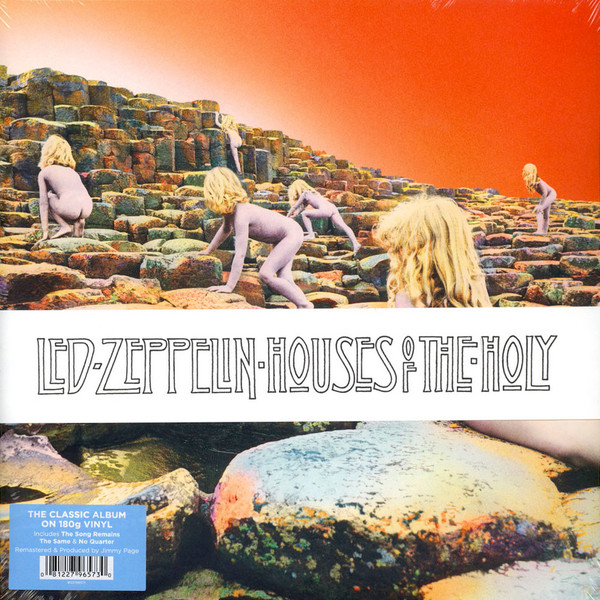 Виниловые пластинки Led Zeppelin HOUSES OF THE HOLY (Remastered/180 Gram) houses of the holy remastered original vinyl виниловая пластинка
