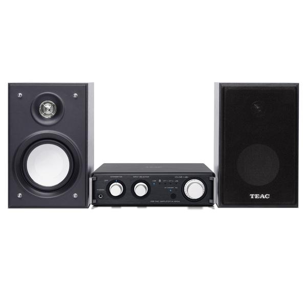 Музыкальные центры Teac HR-S101 black стереоусилитель teac ai 501da black